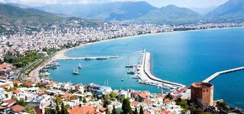 billigaste resan till turkiet